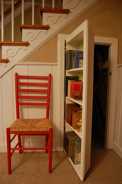 Hidden Bookcase Door Hinge